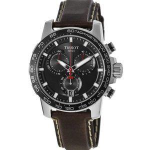 Tissot Super Sport Chrono Black Watch!